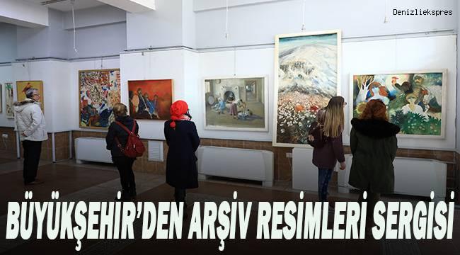 Büyükşehir'den arşiv resimleri sergisi