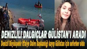 Denizli Büyükşehir İtfaiye Daire Başkanlığı kayıp Gülistan için seferber oldu