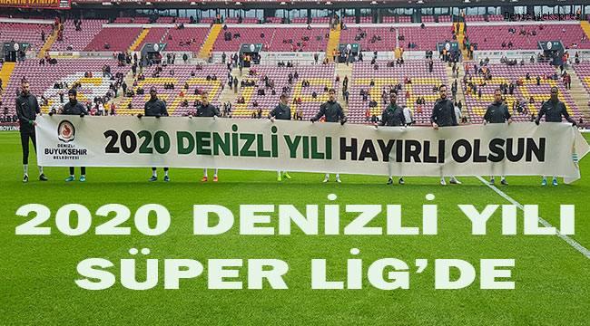 Denizlispor, Galatasaray maçına