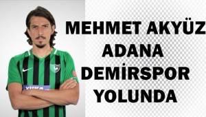 Denizlispor ile Adana Demirspor her konuda anlaştı