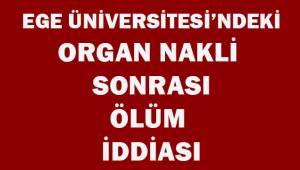 Ege Üniversitesindeki