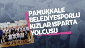 Pamukkale Belediyesporlu Kızlar Isparta Yolcusu