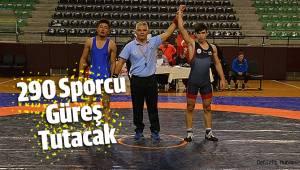 290 Sporcu Güreş Tutacak