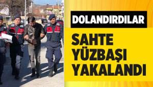 84 yaşındaki adamı jandarma yüzbaşı yalanı ile 30 bin lira dolandırdılar