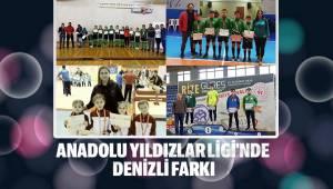 ANADOLU YILDIZLAR LİGİ'NDE DENİZLİ FARKI