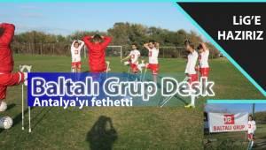 Baltalı Grup DESK Lig'e hazır