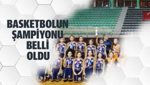 BASKETBOLUN ŞAMPİYONU BELLİ OLDU