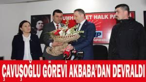 CHP Denizli'de Bülent Nuri Çavuşoğlu devri başladı
