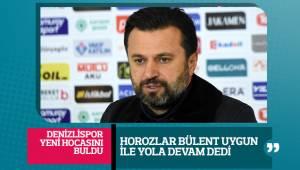 Denizlispor Bülent Uygun'la anlaştı