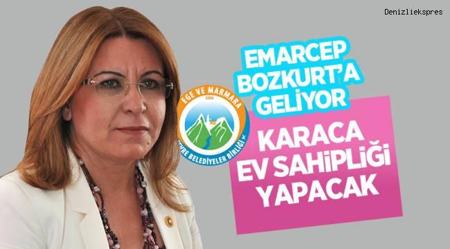EMARCEP BOZKURT'A GELİYOR!