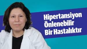 Hipertansiyon Önlenebilir Bir Hastalıktır