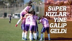 Horozkentspor deplasmanda 5-0 galip geldi