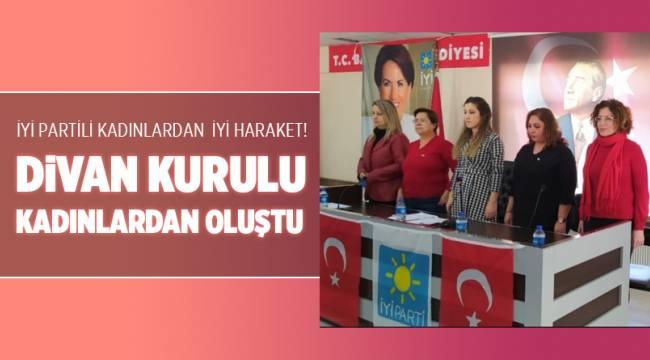 İYİ Partili kadınlardan İYİ haraket