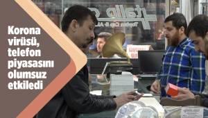Korona virüsü, telefon piyasasını olumsuz etkiledi