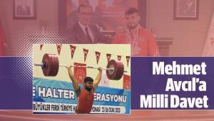 Mehmet Avcıl'a Milli Davet