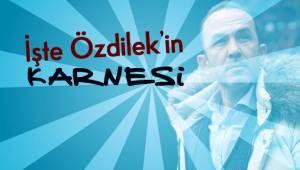 Mehmet Özdilek dönemi 15 hafta sürdü