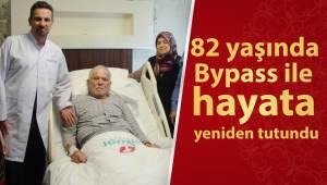 Neredeyse Kalbi Çalışmıyordu,Bypass İle 82 Yaşında Yeniden Doğdu