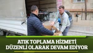 Pamukkale Belediyesi'nin Doğa Dostu Projesi Devam Ediyor