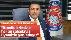 """Başkan Erdoğan: """"Komitelerimizle, her an sahadayız üyemizin yanındayız"""""""