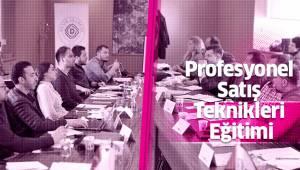 DENİB Akademi'den Profesyonel Satış Teknikleri Eğitimi