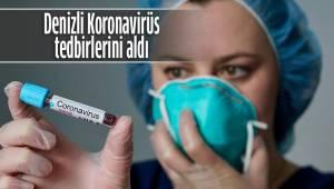 Denizli Koronavirüs Tedbirlerini Aldı
