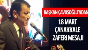 Nuri Çavuşoğlu'ndan 18 Mart Mesajı