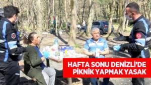 Piknik Yapmak Yasak!