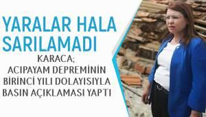 YARALAR HALA SARILMADI