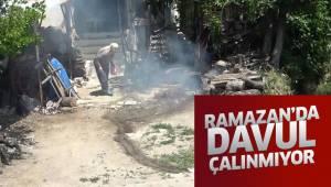 Bu mahallede yüzyıldan fazladır Ramazan'da davul çalınmıyor