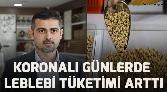 Cemal Kobaş; Kuru yemiş sektörü salgın sürecinde artı yönde gelişti.