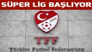 TFF kararını verdi! Süper Lig 12 Haziran'da başlıyor