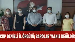 CHP'den Barolara destek
