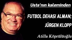 FUTBOL DEHASI ALMAN; JÜRGEN KLOPP