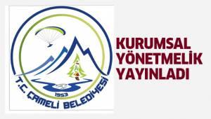 Çameli Belediyesi Sosyal Yardım esasları yönetmeliği kabul edildi.
