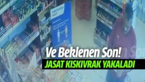 JASAT çamaşır makinesi hırsızlığının peşini bırakmadı