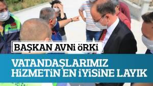 """""""VATANDAŞLARIMIZ HER ŞEYİN EN İYİSİNE LAYIK"""