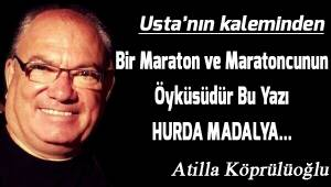 Bir Maraton ve Maratoncunun Öyküsüdür Bu Yazı HURDA MADALYA