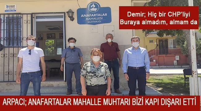 DENİZLİ'DE SKANDAL!...