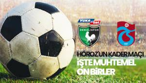 Denizlispor - Trabzonspor