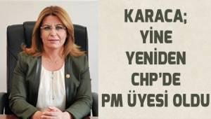 Gülizar Biçer Karaca; Yine CHP PM'de