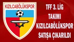 TFF 3. Lig takımı Kızılcabölükspor satışa çıkarıldı