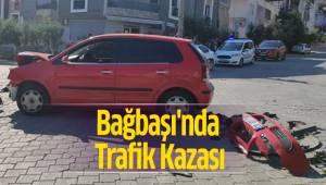 Bağbaşı'nda Trafik Kazası