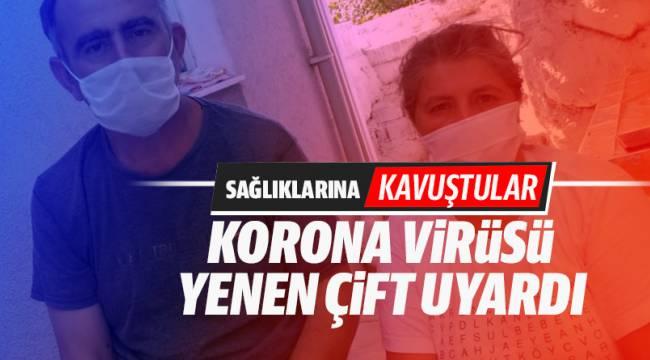 Korona virüsü atlatan çift vatandaşları uyardı