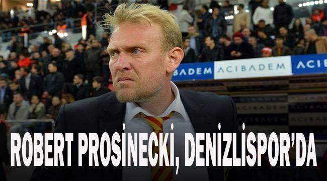 Robert Prosenicki DenizlisporDa