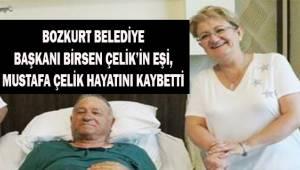 Bozkurt Belediye Başkanı Birsen Çelik'in acı günü