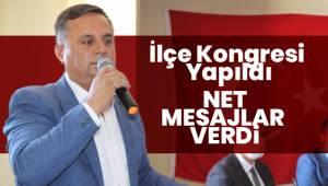 MHP'Lİ BAŞKANDAN MANİFESTO GİBİ AÇIKLAMA