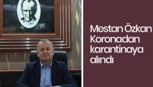 Belediye başkan yardımcısının koronvirüs testi pozitif çıktı