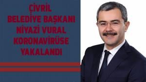Çivril Belediye Başkanı Niyazi Vural korona virüse yakalandı