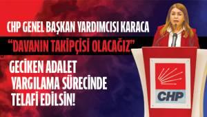 'DAVANIN TAKİPÇİSİ OLACAĞIZ!'