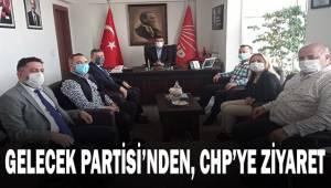Gelecek Partisi'nden, CHP'ye ziyaret